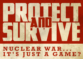 Protect and Survive - Side ad